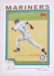 2004 Topps #10 Ichiro Suzuki
