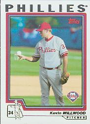 2004 Topps #11 Kevin Millwood