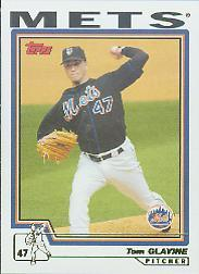 2004 Topps #13 Tom Glavine