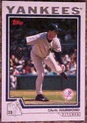 2004 Topps #22 Chris Hammond