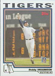 2004 Topps #24 Bobby Higginson