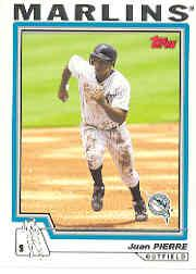 2004 Topps #26 Juan Pierre