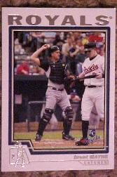 2004 Topps #27 Brent Mayne