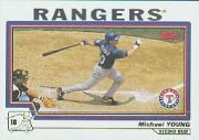 2004 Topps #41 Michael Young