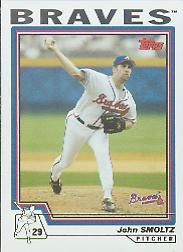 2004 Topps #45 John Smoltz