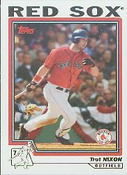 2004 Topps #47 Trot Nixon