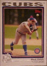 2004 Topps #50 Mark Prior