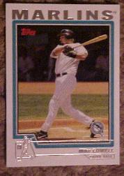 2004 Topps #55 Mike Lowell