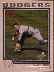 2004 Topps #58 Paul Lo Duca