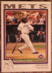 2004 Topps #66 Cliff Floyd