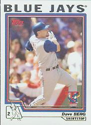 2004 Topps #102 Dave Berg