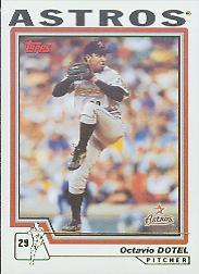 2004 Topps #112 Octavio Dotel