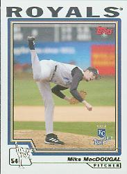 2004 Topps #113 Mike MacDougal