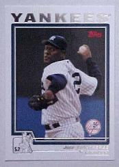 2004 Topps #116 Jose Contreras