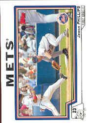 2004 Topps #118 Jason Phillips