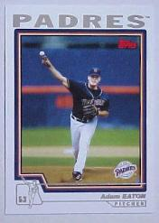 2004 Topps #119 Adam Eaton