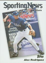 2004 Topps #358 Alex Rodriguez AS