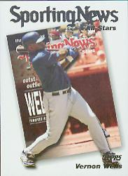 2004 Topps #360 Vernon Wells AS