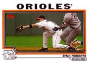 2004 Topps #432 Brian Roberts