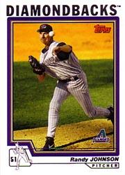 2004 Topps #450 Randy Johnson