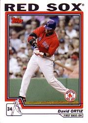 2004 Topps #623 David Ortiz