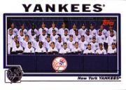 2004 Topps #657 New York Yankees TC
