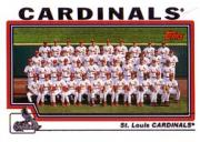 2004 Topps #664 St. Louis Cardinals TC