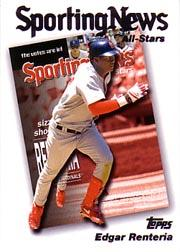 2004 Topps #721 Edgar Renteria AS