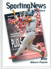 2004 Topps #723 Albert Pujols AS