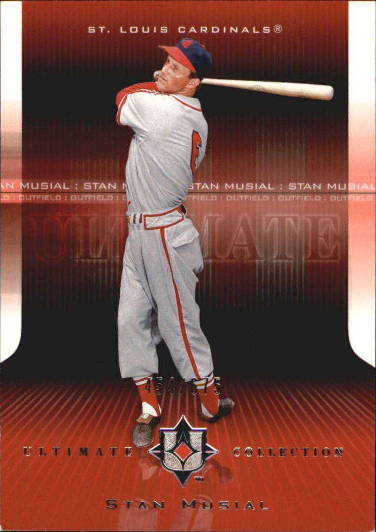 2004 Ultimate Collection #35 Stan Musial