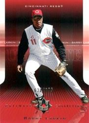 2004 Ultimate Collection #50 Barry Larkin