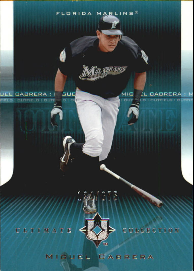 2004 Ultimate Collection #100 Miguel Cabrera