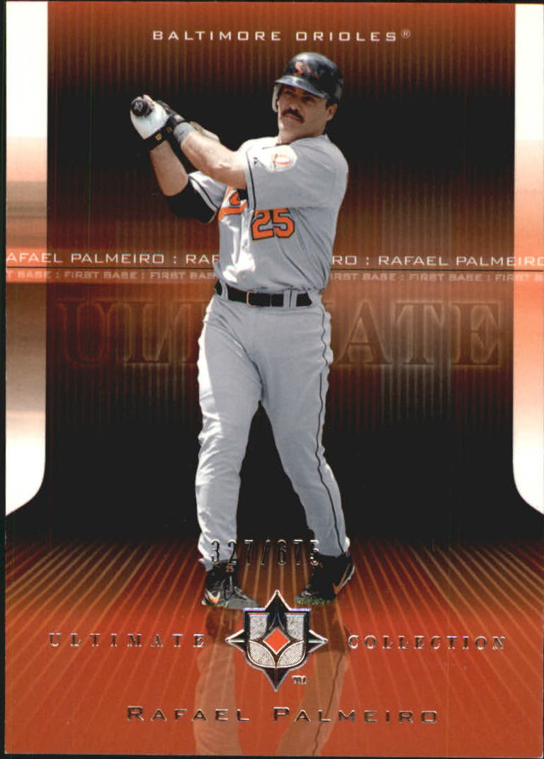 2004 Ultimate Collection #109 Rafael Palmeiro