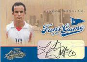2004 Absolute Memorabilia Fans of the Game Autographs #251 Landon Donovan