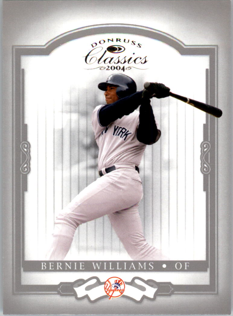 2004 Donruss Classics #81 Bernie Williams
