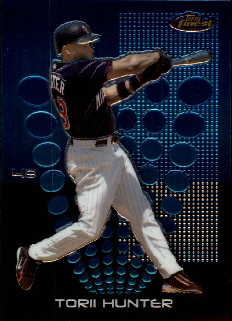2004 Finest #30 Torii Hunter