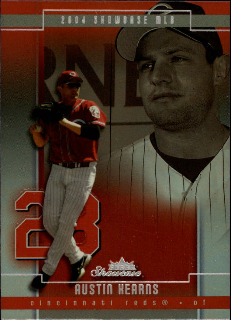 2004 Fleer Showcase #48 Austin Kearns