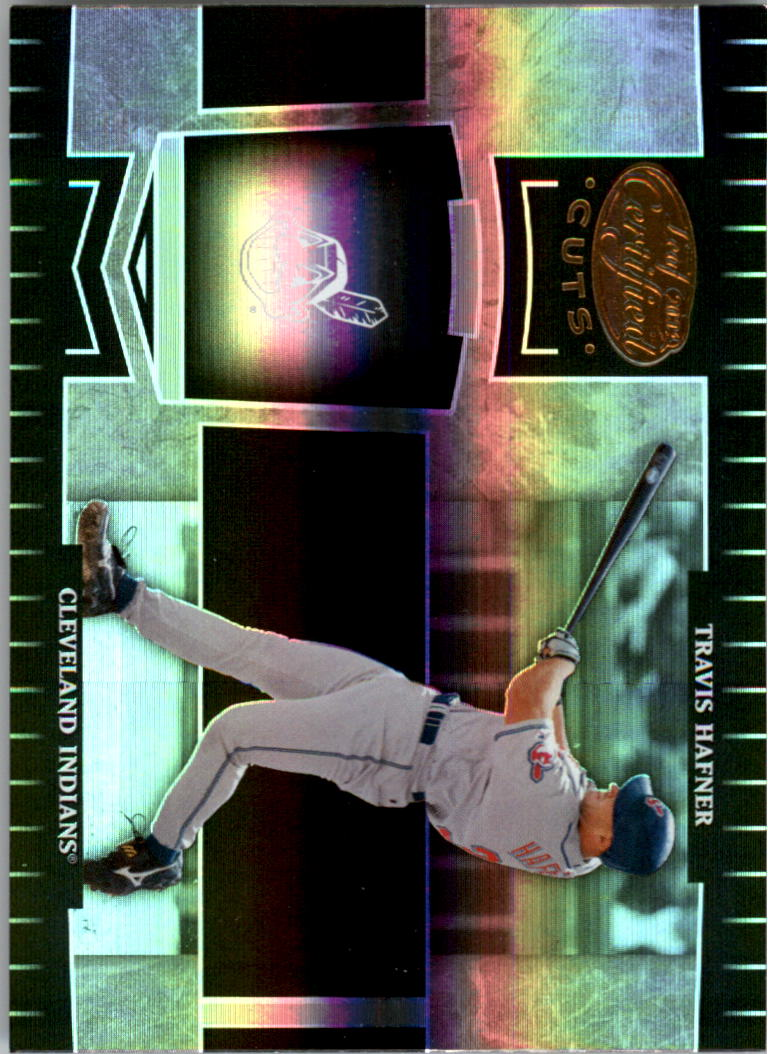 2004 Leaf Certified Cuts #70 Travis Hafner