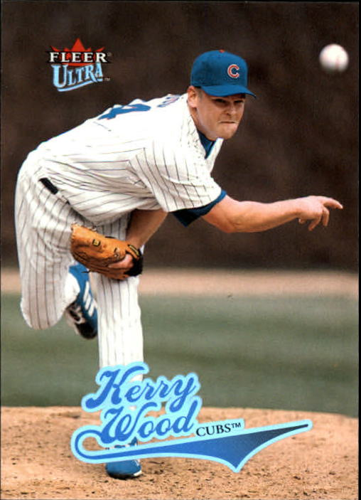 2004 Ultra #111 Kerry Wood