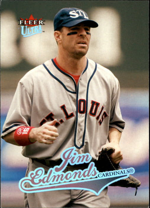 2004 Ultra #187 Jim Edmonds