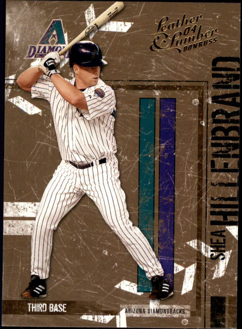 2004 Leather and Lumber #10 Shea Hillenbrand