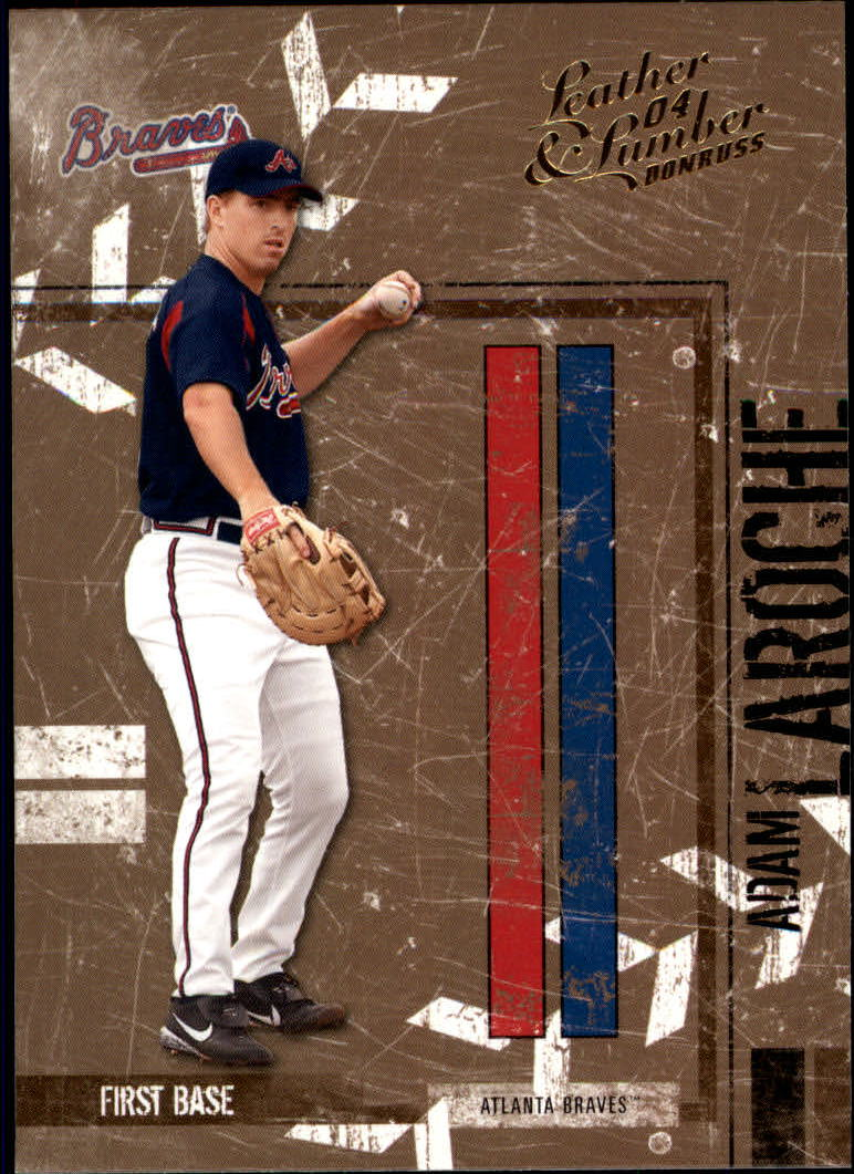 2004 Leather and Lumber #11 Adam LaRoche