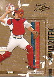 2004 Leather and Lumber #25 Jason Varitek