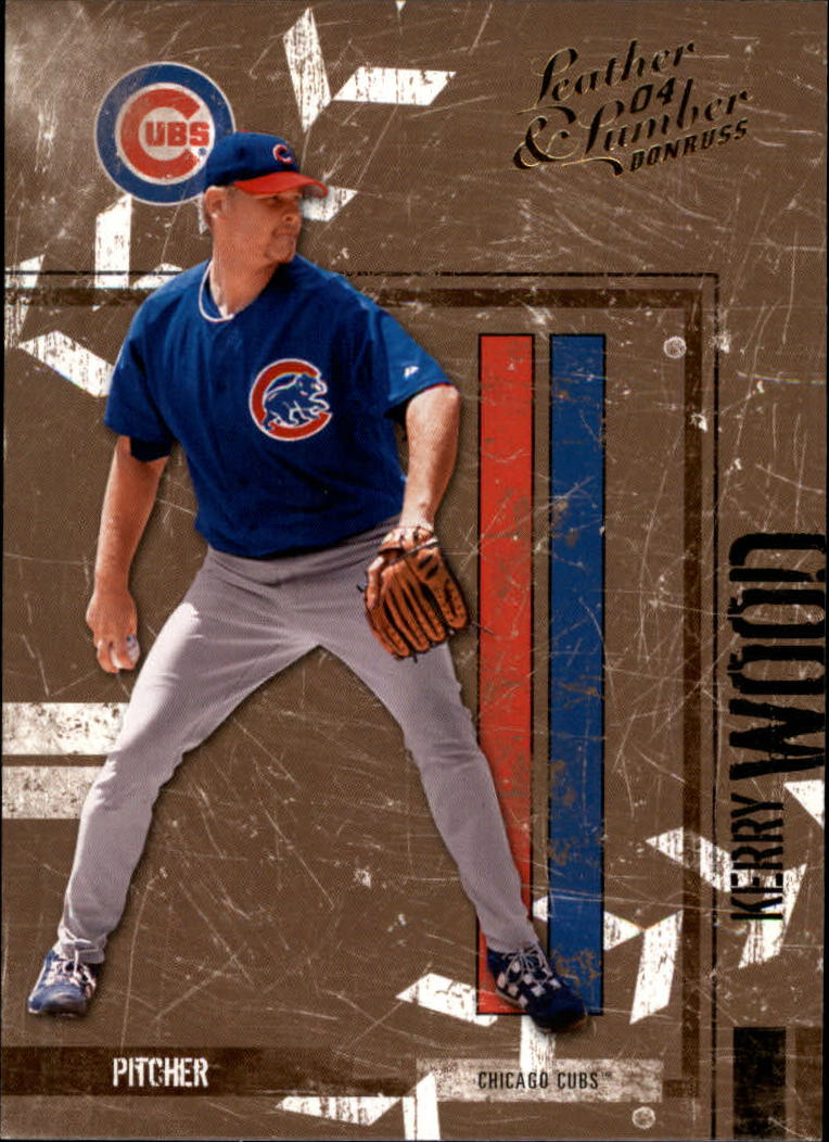 2004 Leather and Lumber #31 Kerry Wood
