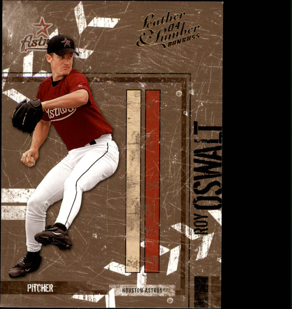 2004 Leather and Lumber #64 Roy Oswalt