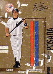2004 Leather and Lumber #101 Jorge Posada