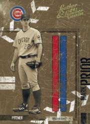 2004 Leather and Lumber B/W #32 Mark Prior