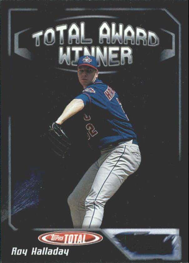 2004 Topps Total Award Winners #AW1 Roy Halladay CY