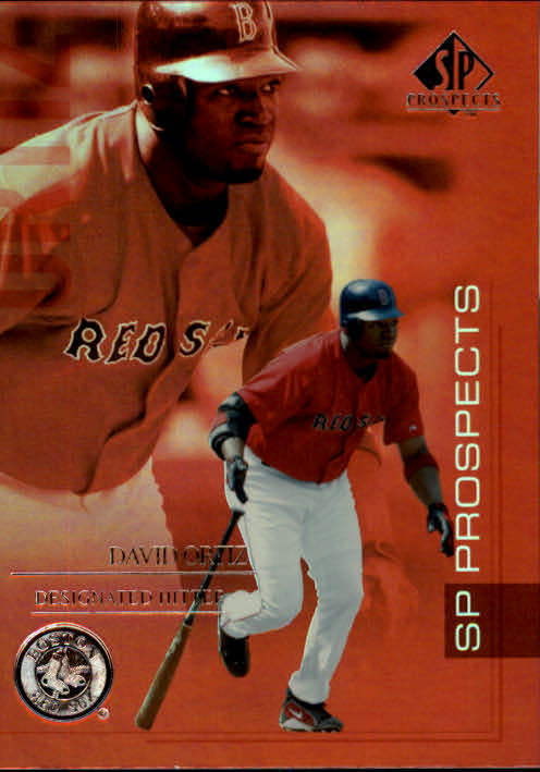 2004 SP Prospects #11 David Ortiz