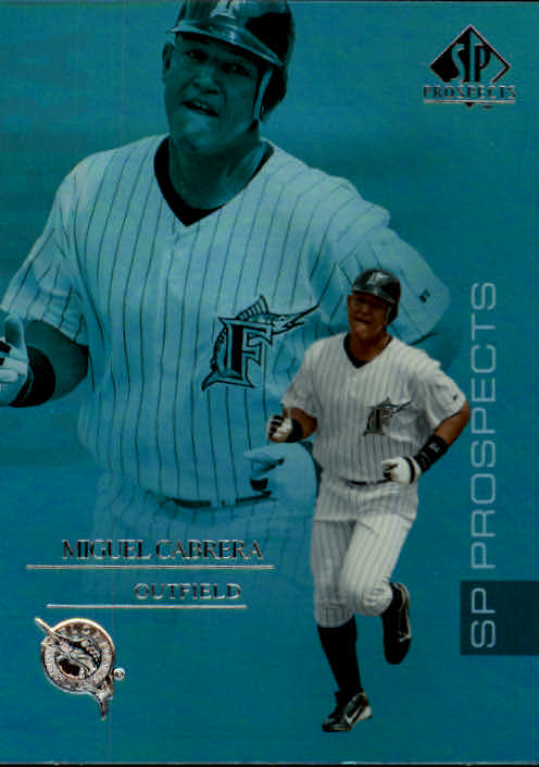 2004 SP Prospects #27 Miguel Cabrera